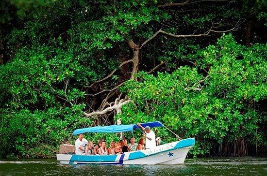 Le lagon Los Micos du parc national...