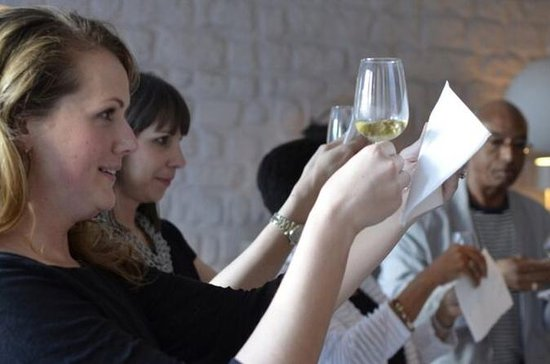 Wine Tasting Session in Paris with...