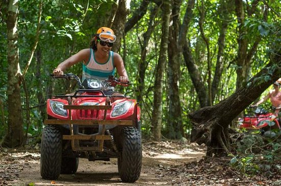 Native Park ATV Abenteuer in Playa ...
