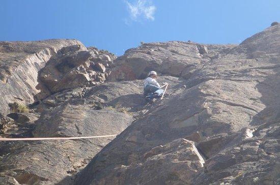 Bergsklättring i El Chaltén