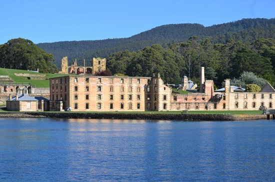 Port Arthur, Richmond and Tasman...
