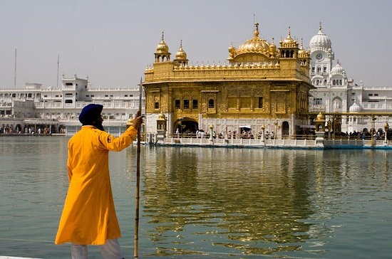 3-dages Golden Temple Tour fra Delhi...