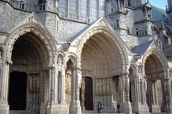 Chartres gamleby og katedraltur fra...