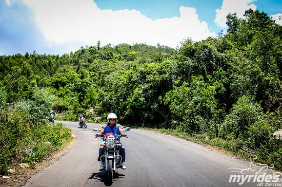 4-Day Motorcycle Tour to Dalat by Ho