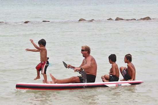 Maui Paddle Stand-Up Paddleboard På...