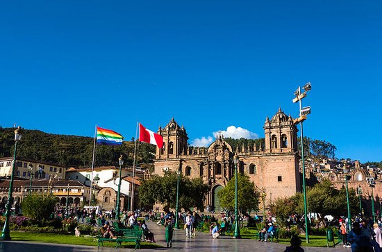 Cusco Afternoon City Tour