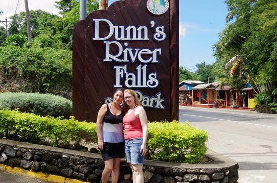 Dunn's River Falls and Fern Gully...
