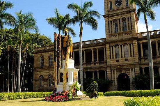 Pearl Harbor and Honolulu City