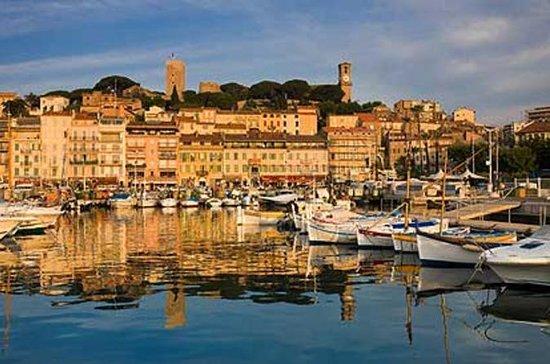 Cannes Shore Excursion: Private Day...