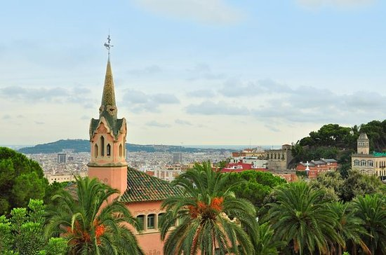 Landausflug in Barcelona: Barcelona...