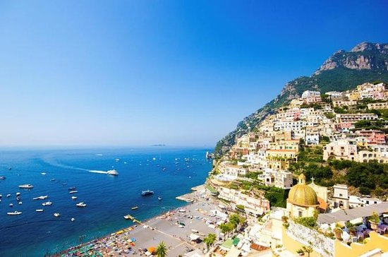 Naples Shore Excursion: Self-Guided Sorrento and Amalfi Coast