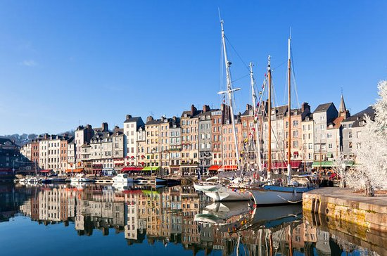 Le Havre to Honfleur, Pays d'Auge...