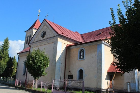 ‪Church of St. John of Nepomuk‬