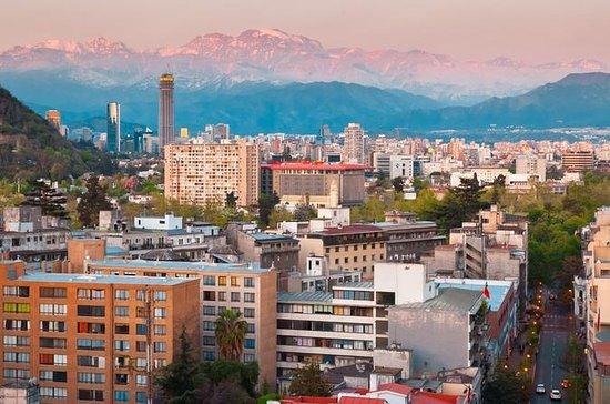Excursão Terrestre em Santiago: City...