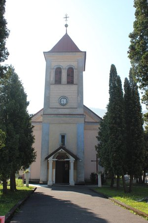 Church of St. John of Nepomuk