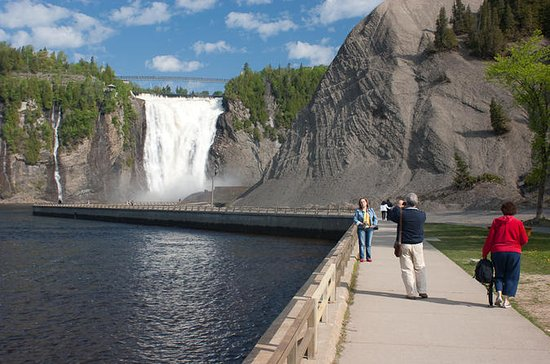 Quebec City Shore Excursion: Half-Day Tour to Montmorency Falls and...