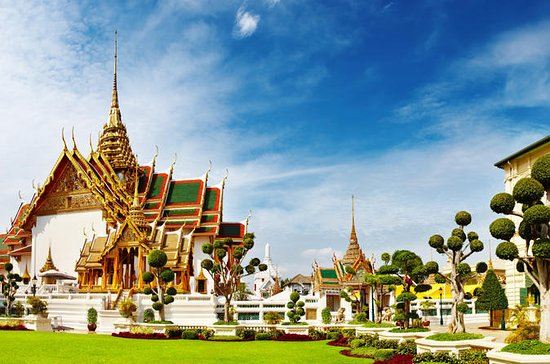 Bangkok Private Grand Palace...