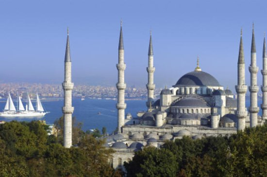 Istanbul Shore Excursion: Istanbul in...