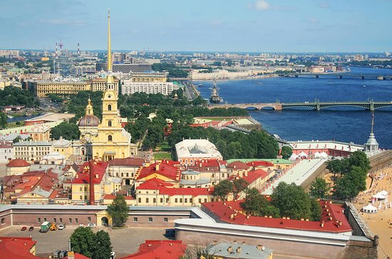St Petersburg Shore Excursion: City