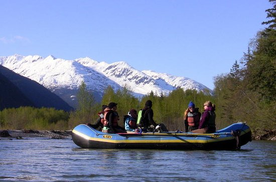 Skagway Shore Excursion: Scenic River