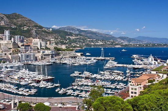 Monaco Shore Excursion: Small-Group...