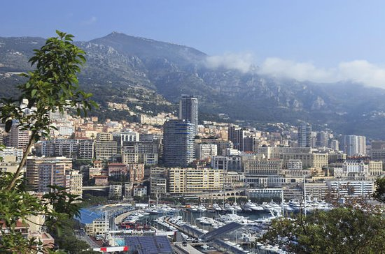 Monaco and Eze French Rivieria...