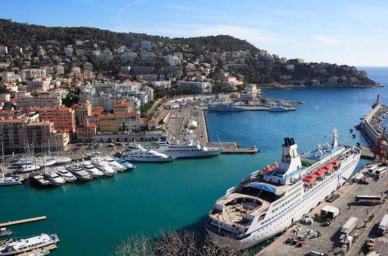 Excursion en bord de mer à Cannes...