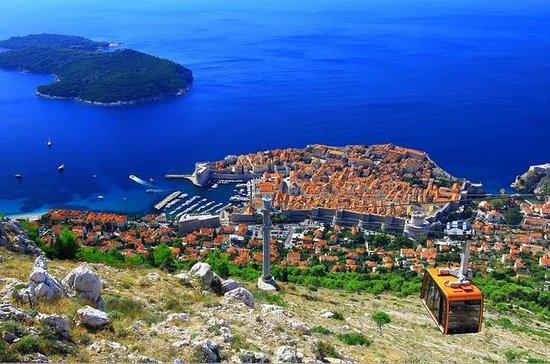 Excursion sur la côte à Dubrovnik...