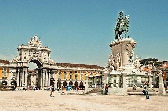 Excursion en bord de mer à Lisbonne...
