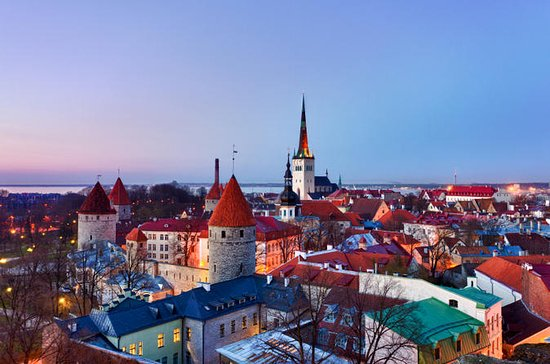 Tallinn Shore Excursion: Tallinn...
