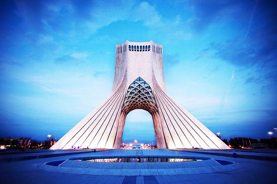 Azadi Tower Of Tehran Picture Of Azadi Tower Tehran