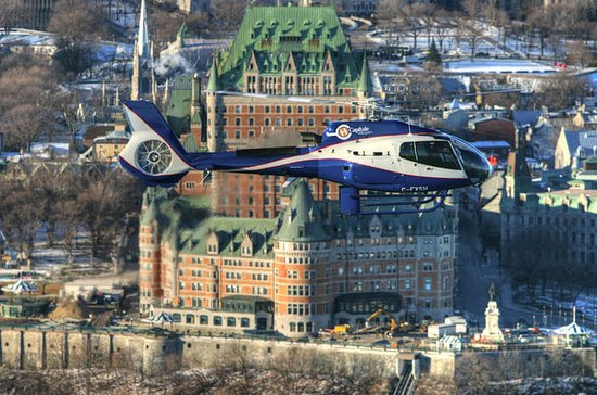 Quebec Shore Excursion: City...