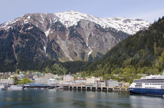 Juneau and Mendenhall Glacier Tour...