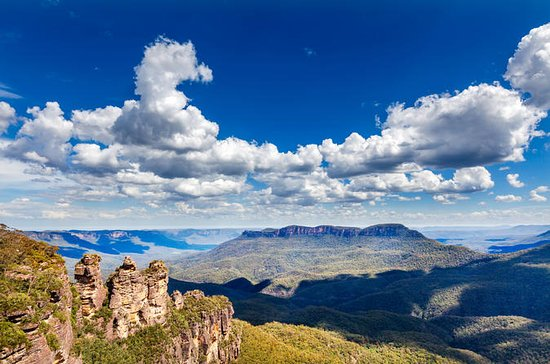Small-Group Blue Mountains Day Trip from Sydney Including Waradah...