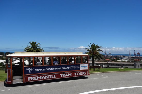 Perth Shore Excursion: Fremantle...