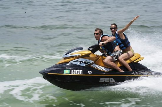 Curacao Shore Excursion: Jet Ski...