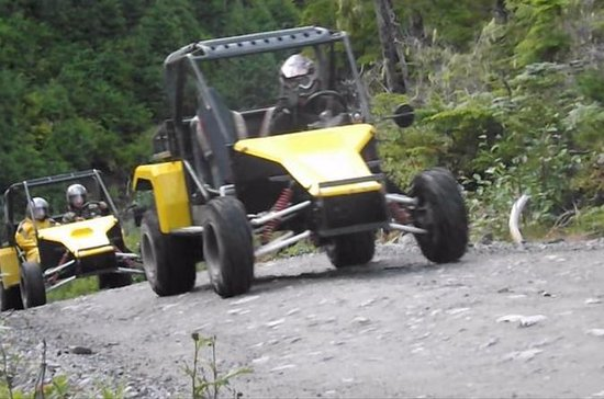 Ketchikan Shore Excursion: Off-Road ...