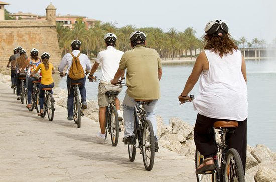 Mallorca Bike Tour: Cathedral, Parc...