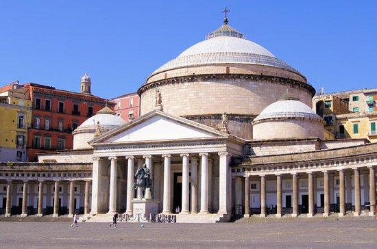 Excursão terrestre em Nápoles...