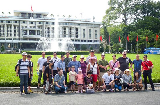 Full-Day Ho Chi Minh City and Cu Chi...