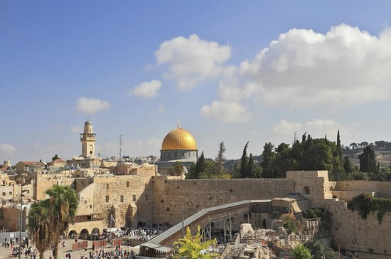 Ashdod Shore Excursion: Jerusalem und ...