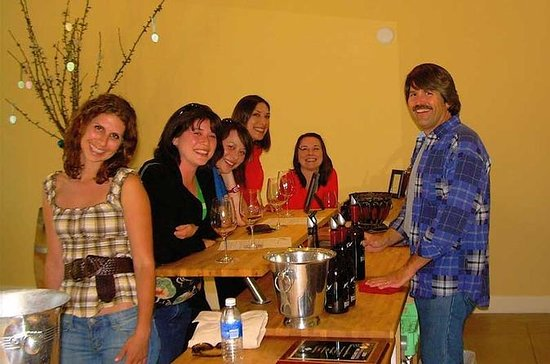 Hop-On Hop-Off Wine Tasting Tour from...