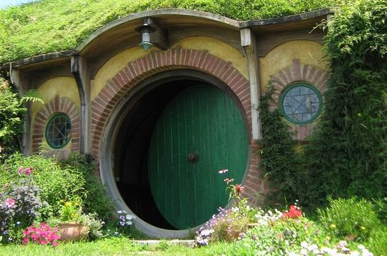 Hobbiton Movie Sets Shore Tour: Lord...
