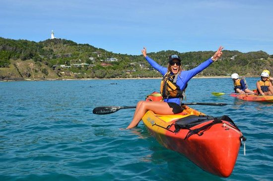 Byron Bay Dolphin Sea Kayak Tour