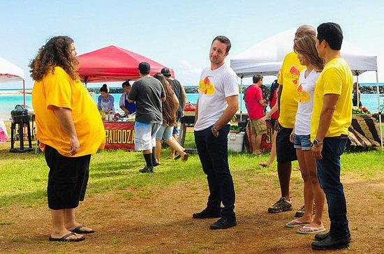 Hawaii Five-0 TV Locations Tour