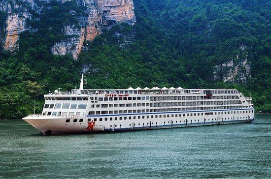 Excursão de 3 noites no Yangtze Gold...