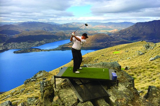 Altitude Golf by Helicopter from...