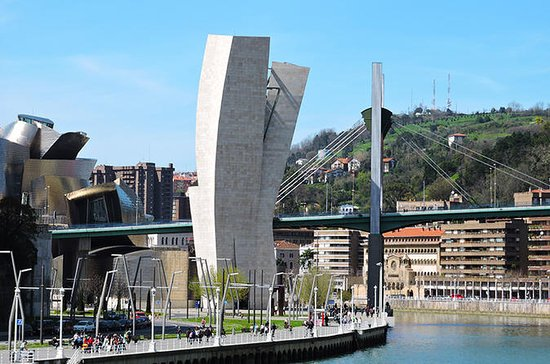 Bilbao Private Walking Tour With.