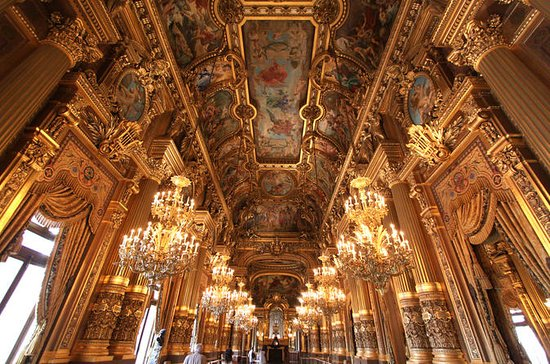 After-Hours Tour: Opera Garnier in...
