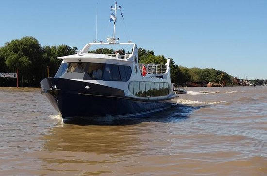 Tigre og Delta Private Tour fra...
